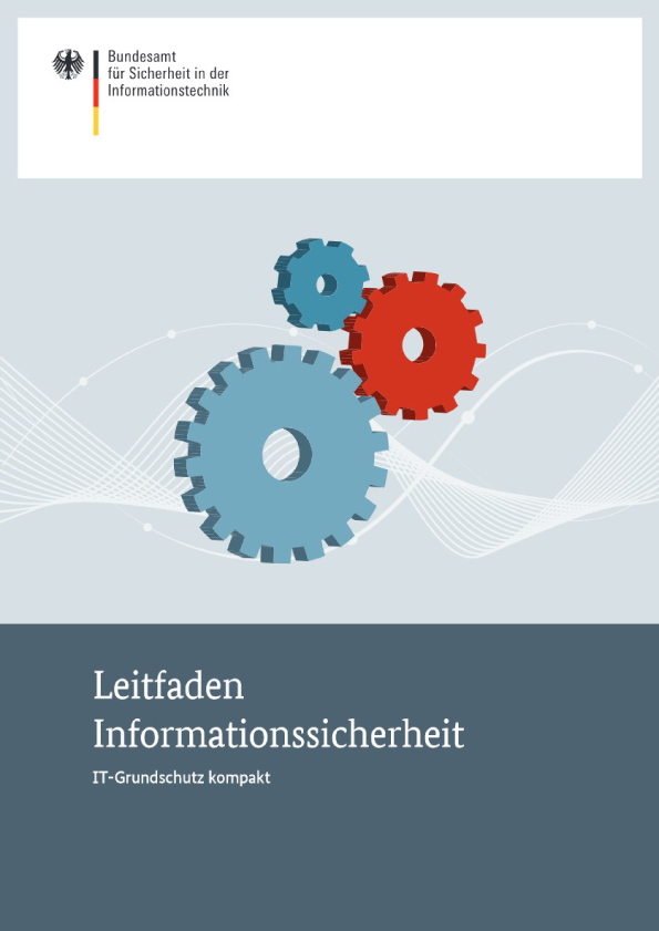 Leitfaden Informationssicherheit
